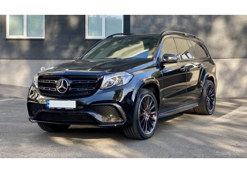 Mercedes GLS: фото - Автопарк «+380Auto»
