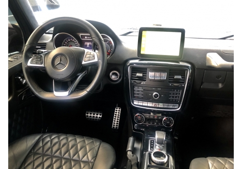Mercedes G-63 AMG: фото - Автопарк «+380Auto»