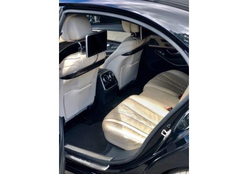 Mercedes s 222: фото - Автопарк «+380Auto»