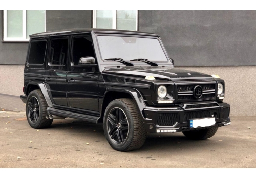 Mercedes G-class: фото - Автопарк «+380Auto»