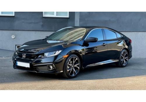 Honda Civic: фото - Автопарк «+380Auto»