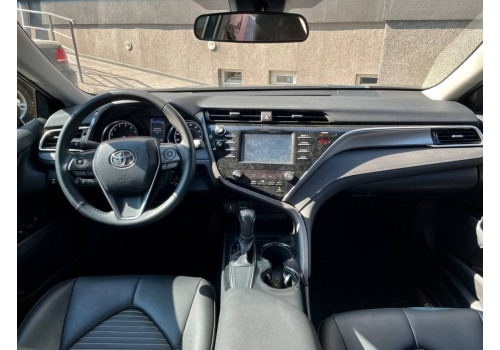 Toyota Camry 70: фото - Автопарк «+380Auto»