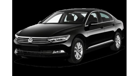 Volkswagen Passat B7 Black