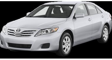 Toyota Camry White