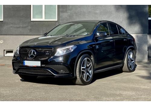 Mercedes GLE 43 AMG coupe : фото - Автопарк «+380Auto»