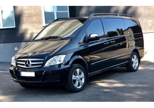 Mercedes Viano: фото - Автопарк «+380Auto»